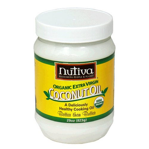 Nutiva Organic Coconut Oil | Best FaceMoisturizer