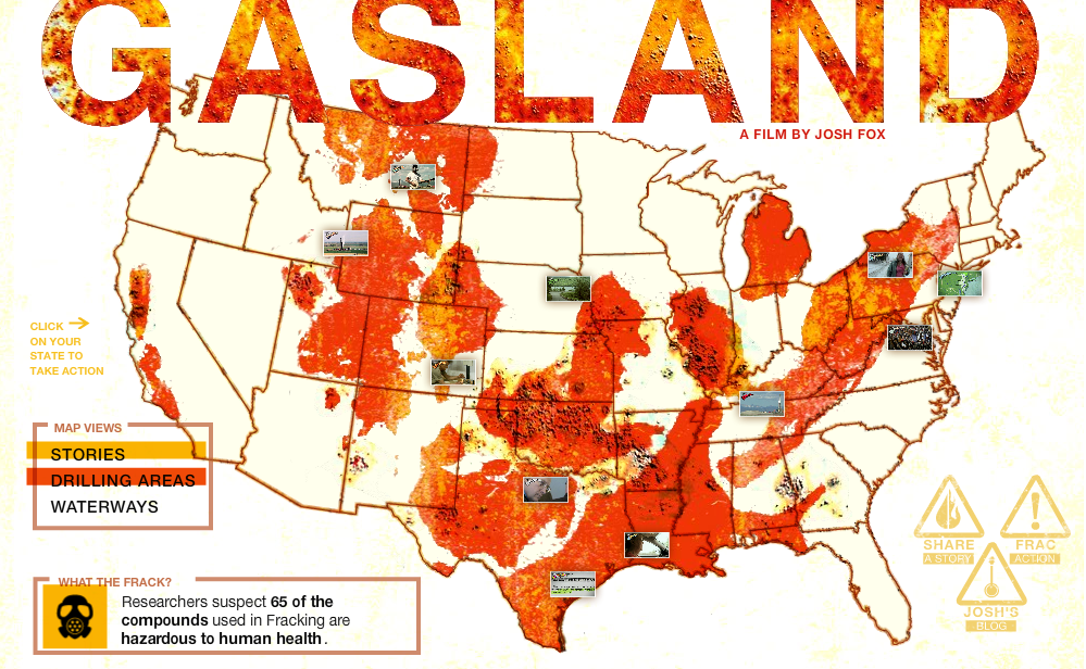 Gasland Natural Gas Fracking