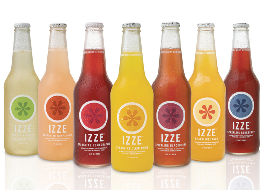 Izze Sparkling Juices